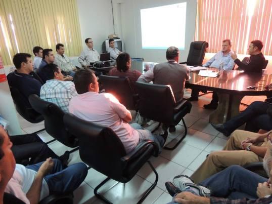 fotos reunião